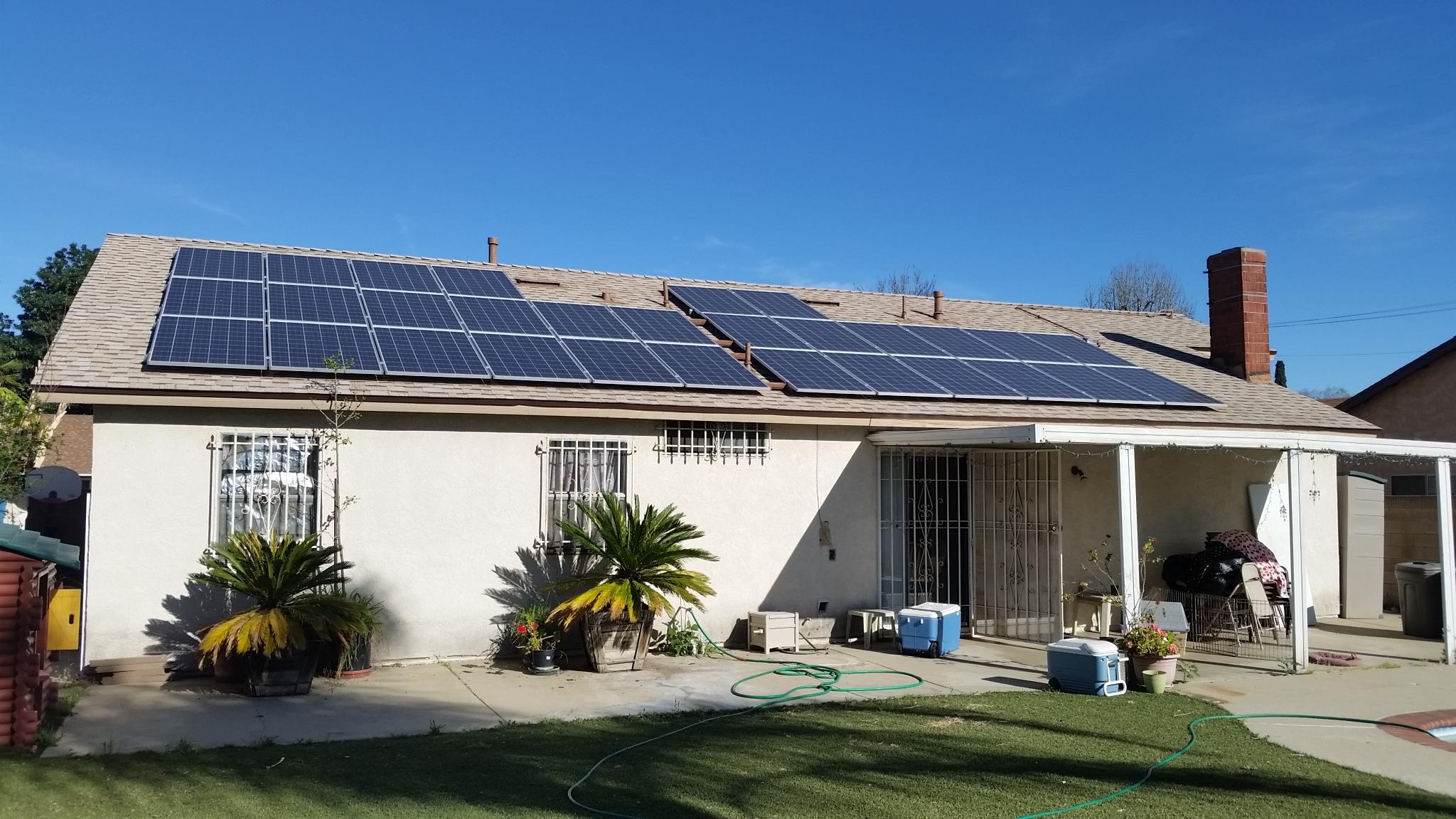 Pol Residence Evolution Solar Energy